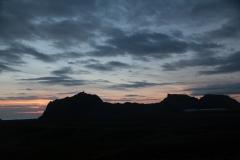 sonnenuntergang - vestmannaeyjar