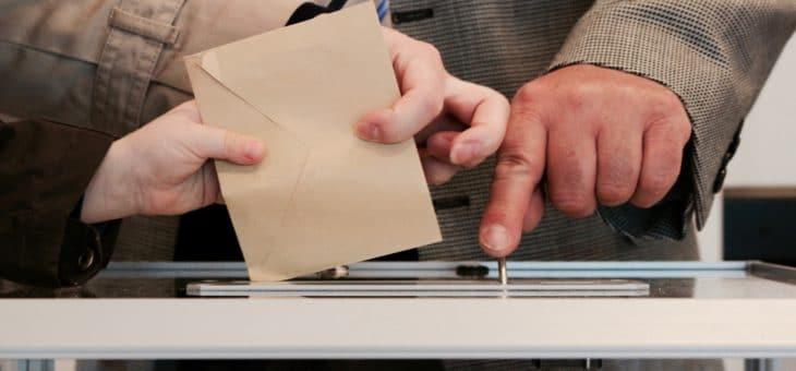 #WÄHLENPLUSEINS – Geh wählen und nimm jemand mit!