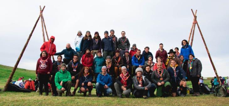 World Scout Moot 2017 – Die Kraft der Gemeinschaft